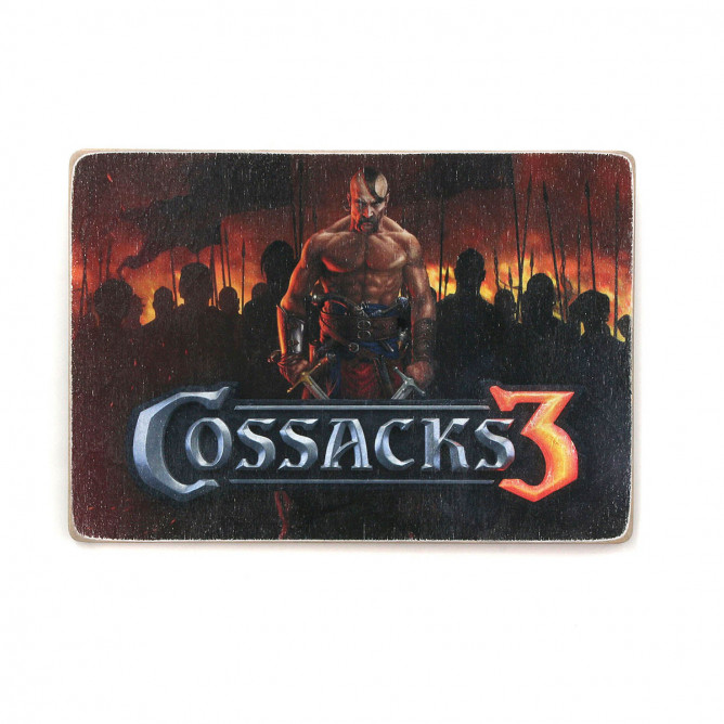 "Постер ""Cossacks 3. Козаки 3"" - 250 руб."
