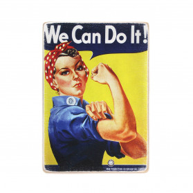"Постер ""We can do it!"""