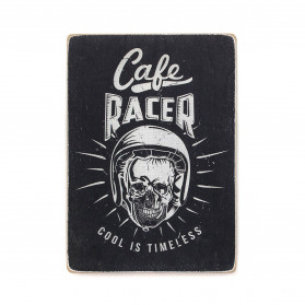 "Постер ""Cafe racer. Cool is timeless"""