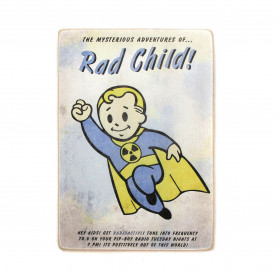 "Постер ""Fallout. Rad Child"""