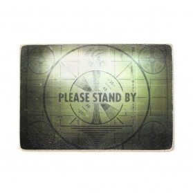 "Постер ""Fallout. Please stand by"""